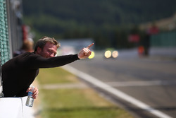 #47 Jetstream Motorsport Aston Martin V12 Vantage GT3: Graham Davidson