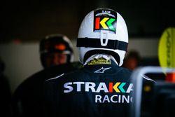 Mechanic of Strakka Racing