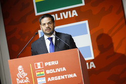 Фернандо Гарсия Сориа, госсекретарь Аргентины по делам туризма