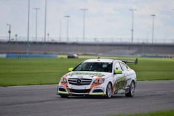 #78 MP3A Mercedes C250, Ernesto Benitez, Miami Premium Race