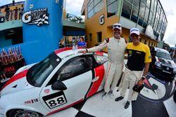 #88 MP2A Porsche GT Cup, Carlos Crespo, Beto Monteiro, BRT