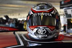 Christopher Bell, Joe Gibbs Racing Toyota helmet