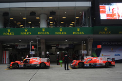 #24 CEFC Manor TRS Team China ORECA 07-Gibson: Matt Rao, Ben Hanley, Jean-Eric Vergne