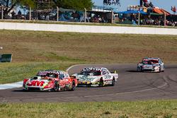 Mariano Werner, Werner Competicion Ford, Juan Marcos Angelini, UR Racing Dodge, Christian Ledesma, Las Toscas Racing Chevrolet
