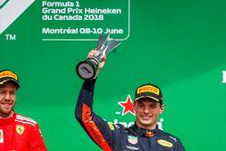 Max Verstappen, Red Bull Racing, 3e plaats