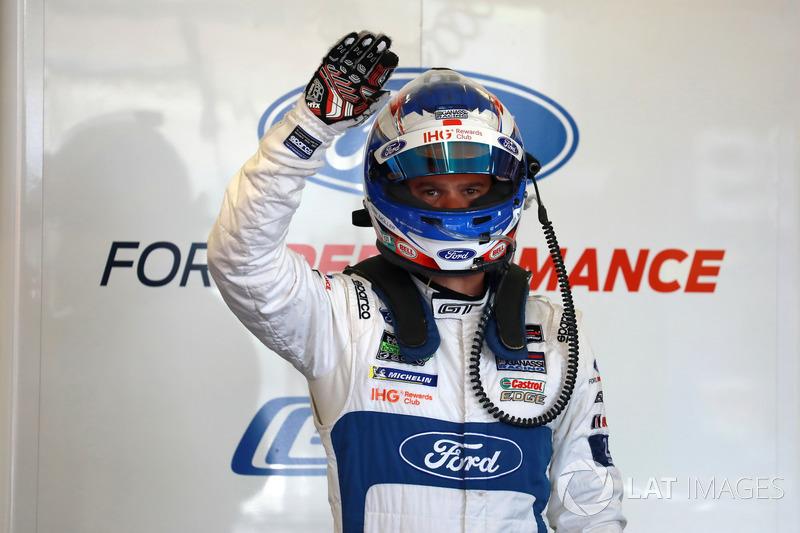 #68 Ford Chip Ganassi Racing Ford GT: Dirk Müller