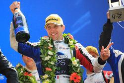 Podium du LMP2 : le troisième, Tristan Gommendy, Graff Racing