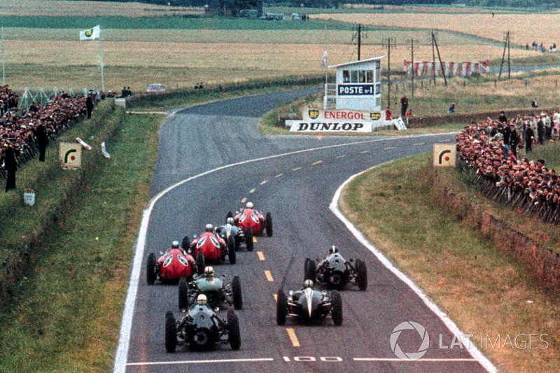 1960 Jack Brabham, Cooper Climax T53