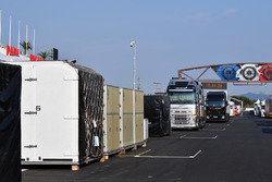 Freight and trucks