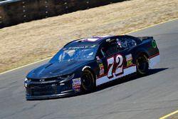 Cole Whitt, TriStar Motorsports, Chevrolet Camaro