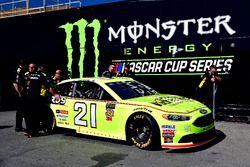 Paul Menard, Wood Brothers Racing, Ford Fusion Menards / Richmond