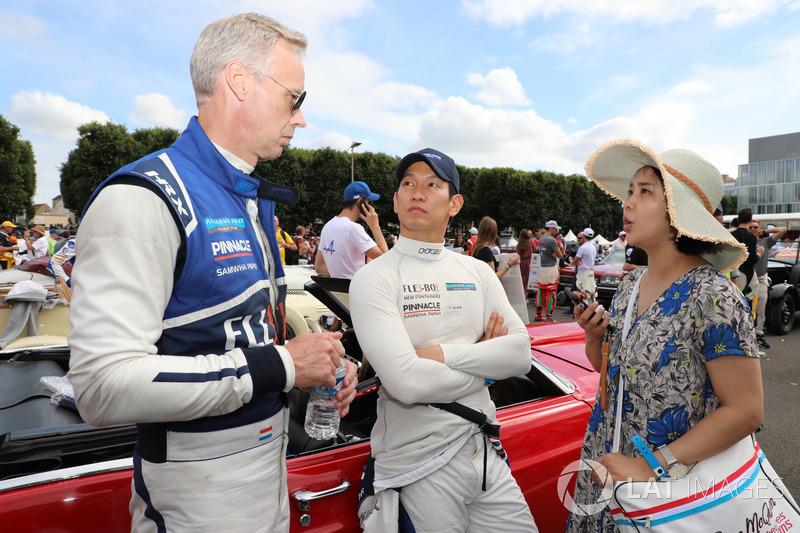 #25 Algarve Pro Racing Ligier JSP217 Gibson: Ate de Jong, Tacksung Kim