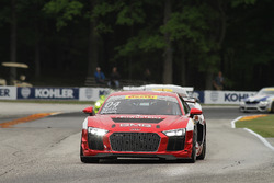 #04 GMG Racing Audi R8 LMS GT4: George Kurtz
