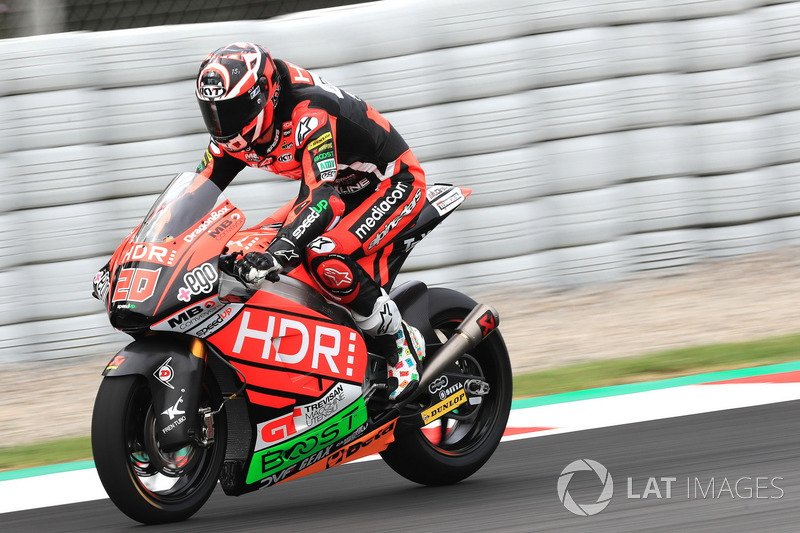 Fabio Quartararo, Speed Up Racing Moto2