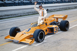 Johnny Rutherford, McLaren M16C