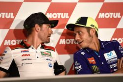 Press Conference, Valentino Rossi, Valentino Rossi, Yamaha Factory Racing, Cal Crutchlow, Team LCR Honda