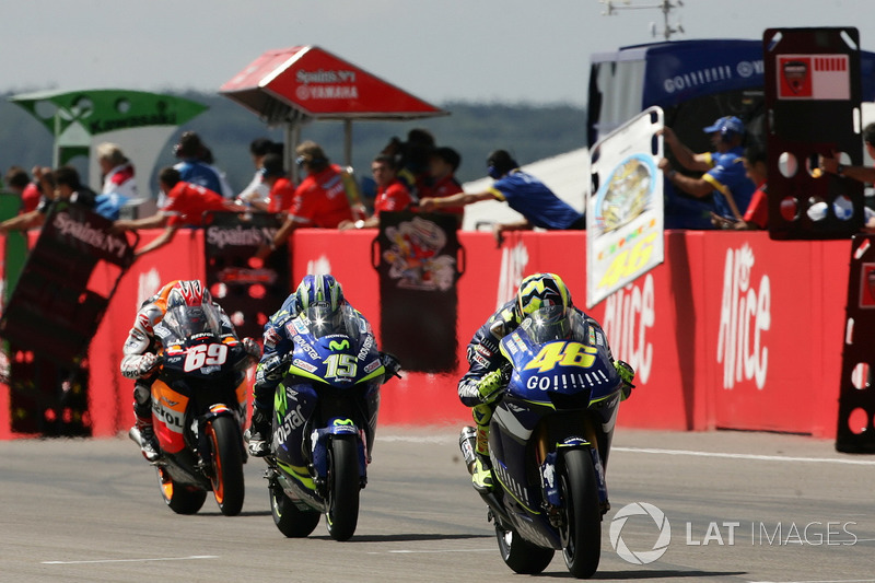 2005 : Valentino Rossi (Gauloises Yamaha Team)