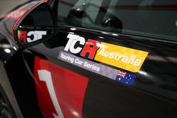 TCR Australia logo