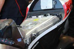 Fuel tank of Aleix Espargaro, Aprilia Racing Team Gresini