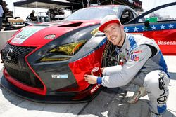 Polesitter #15 3GT Racing Lexus RCF GT3, GTD: Jack Hawksworth