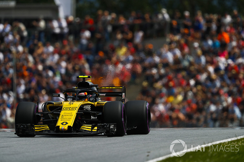 12e : Carlos Sainz (Renault)