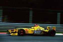 Ralf Schumacher, Jordan Mugen-Honda 198
