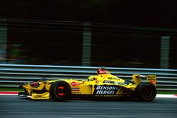 Ральф Шумахер, Jordan Mugen-Honda 198