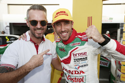 Tiago Monteiro ed Esteban Guerrieri, Castrol Honda World Touring Car Team