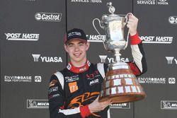 Podium: racewinnaar Richard Verschoor