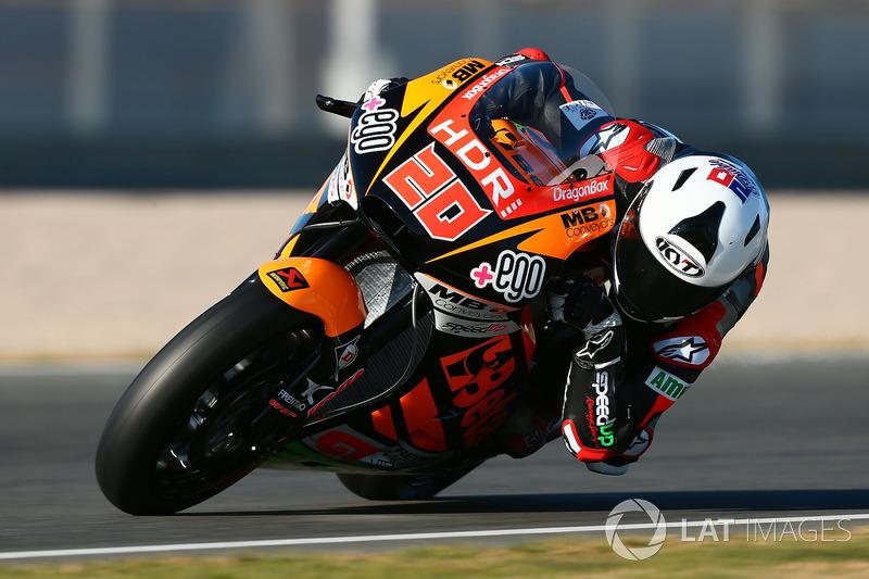 Fabio Quartararo, Beta Tools - Speed Up Racing
