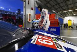 #67 Chip Ganassi Racing Ford GT, GTLM: Richard Westbrook