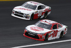 Christopher Bell, Joe Gibbs Racing, Toyota Camry Rheem Cole Custer, Stewart-Haas Racing, Ford Mustang Haas Automation