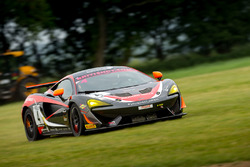 #4 Tolman Motorsport Ltd - McLaren 570S GT4 - Michael O'Brien, Charlie Fagg