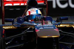 Jean-Eric Vergne, Toro Rosso STR8