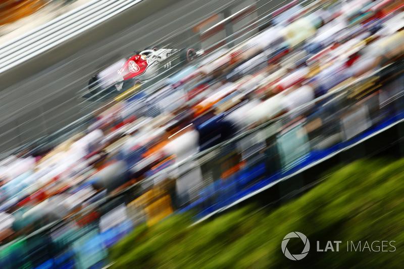 11e Marcus Ericsson, Sauber C37