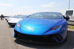 Lamborghini'ler