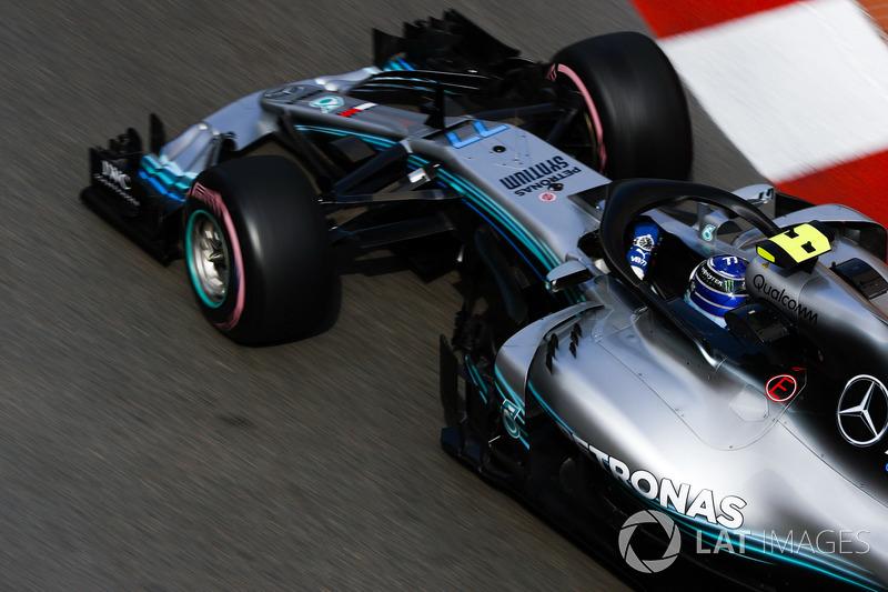 Monaco - Valtteri Bottas