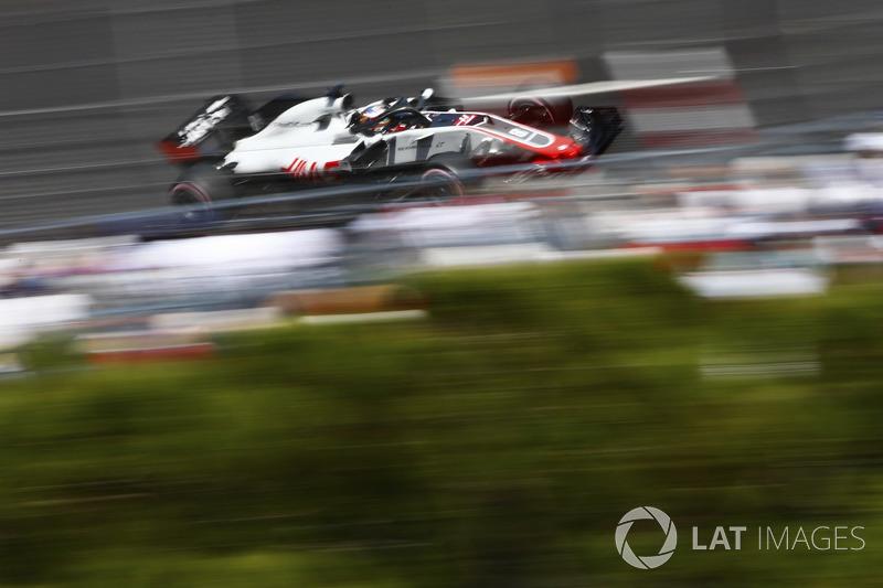 Ромен Грожан, Haas F1 Team VF-18