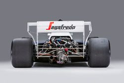 Toleman-Hart TG184-2 von Ayrton Senna aus der Formel-1-Saison 1984