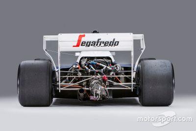 Vente aux enchères de la Toleman d'Ayrton Senna