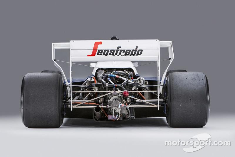 Toleman-Hart TG184-2 Айртона Сенны 1984 года