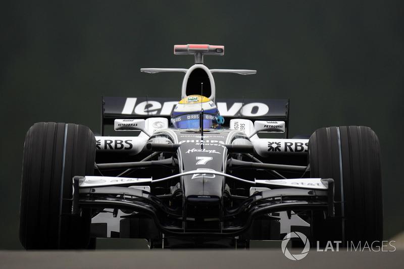 Nico Rosberg: 206 Grand Prix'nin 133'ünden puanla ayrıldı