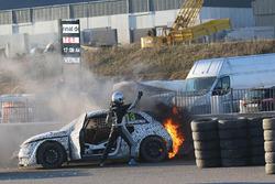 Андреас Баккеруд, Audi S1 EKS RX quattro, Team EKS RX