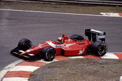 Alex Caffi, Scudria Italia/Dallara 188