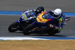 AP250: Richard Taroreh, Yamaha Racing Indonesia dan Anggi Setiawan, Yamaha Yamalube KYT TJM WR Super Battery