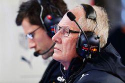 Dr. Helmut Marko, Consultor de Red Bull Motorsport