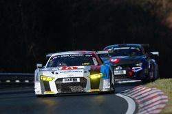 #5 Audi Sport Team Phoenix Audi R8 LMS: Frank Stippler, Nico Müller