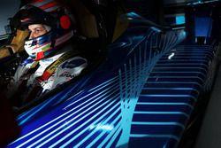 #47 Cetilar Villorba Corse, Dallara P217 - Gibson: Andrea Belicchi