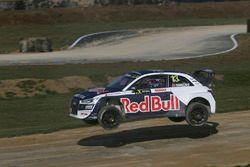 Andreas Bakkerud, Audi S1 EKS RX quattro