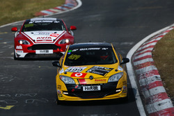 #499 Renault Megane KRS: Kevin Wolters, Mika Kitola, Finlay Hutchison
